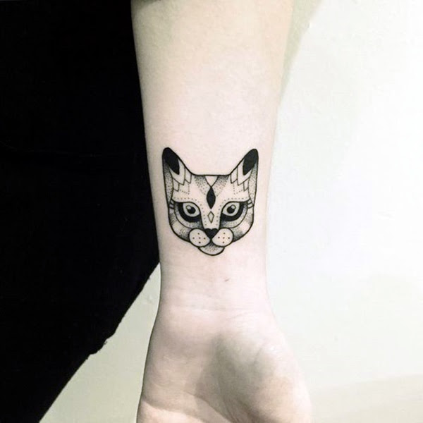New and Trendy Dotwork Tattoo Ideas for 2016 (7)