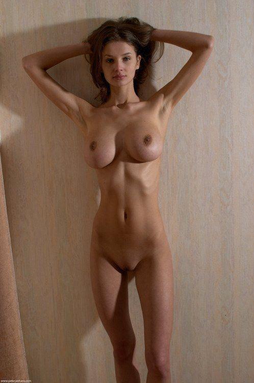 Skinny Girl Big Natural Tits