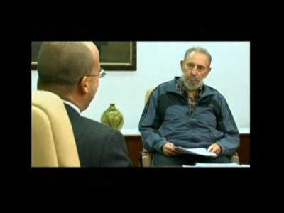 Rare Castro TV interview