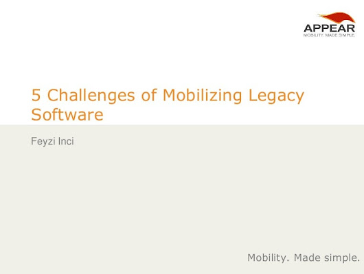 Webinar   5 challenges of mobilization april 9 2014