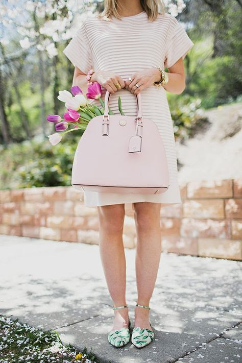 Trends To Try | Pale Pink