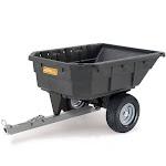 Ohio Steel Industries 1000P-SD 12.5cu. ft. 1000 Lb Swivel Dump Cart