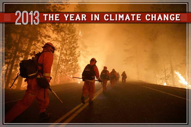 Climate change by the numbers: The worst is yet to come