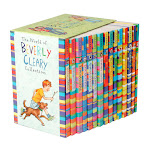 NEW BEVERLY CLEARY 15 BOOK BOX SET