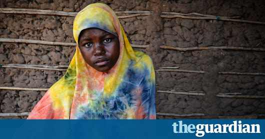 Why climate change is creating a new generation of child brides | Society | The Guardian