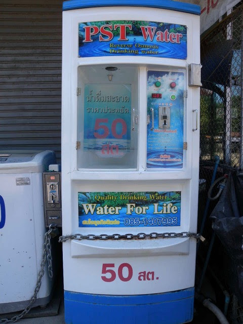 Drinking water quality in Thailand - Chiang Mai Locator, Wiki