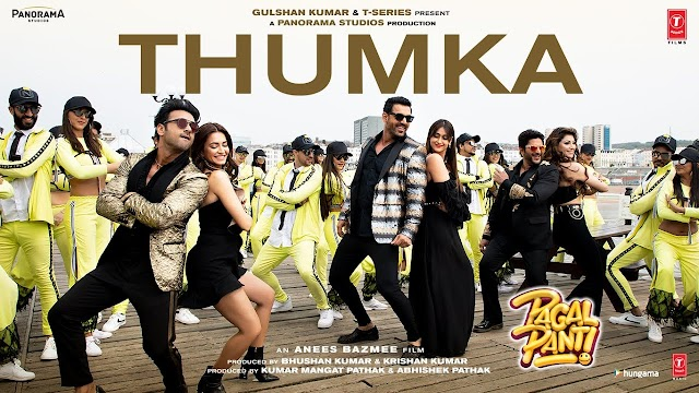 Thumka - Pagalpanti - Yo Yo Honey Singh