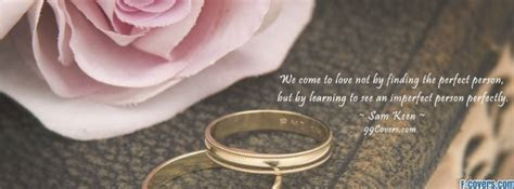 beautiful wedding rings Facebook Cover timeline photo
