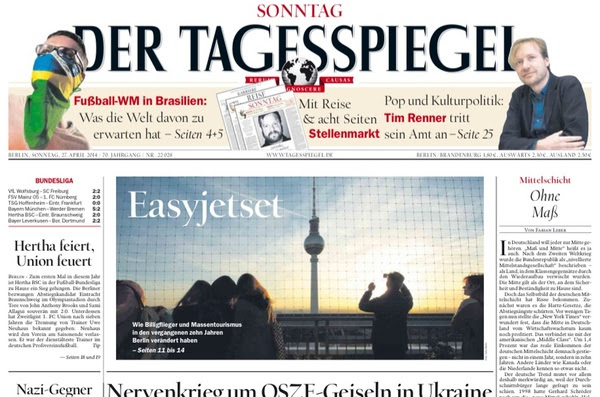 Tagesspiegel Heute