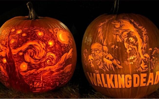 Uma das tradições do Halloween é o