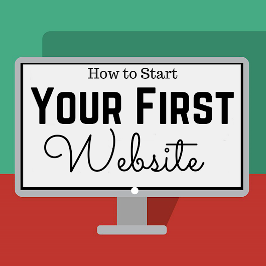 How to Make Your First Website - My Next Business Idea