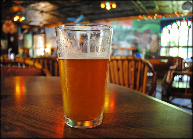 IPA at Skyway Inn - Zigzag, Oregon