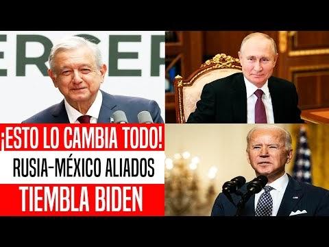 TERRIBLE NOTICIA PARA EUA! RUSIA, CHINA Y MÉXICO ACUERDAN NUEVO SISTEMA ...