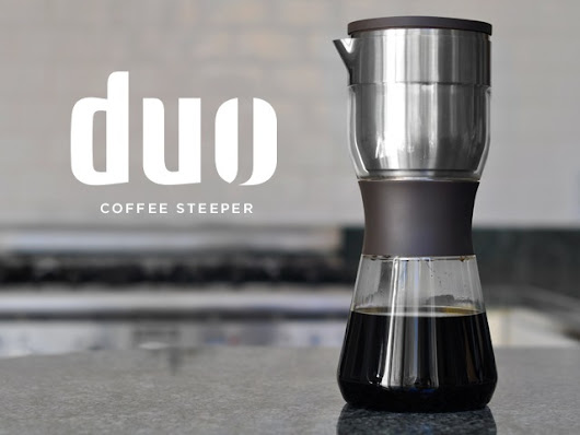 Duo | Coffee Steeper |