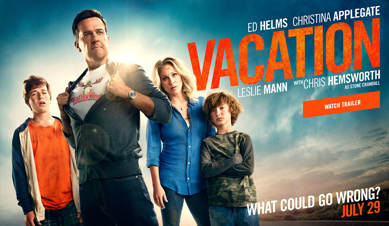 {Movie Review} Vacation Movie - Kiwi The Beauty / Kiwi The ...
