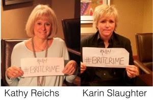 Kathy Reichs Karin Slaughter