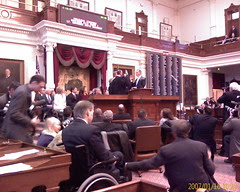 Lt Governor David Dewhurst Sworn In