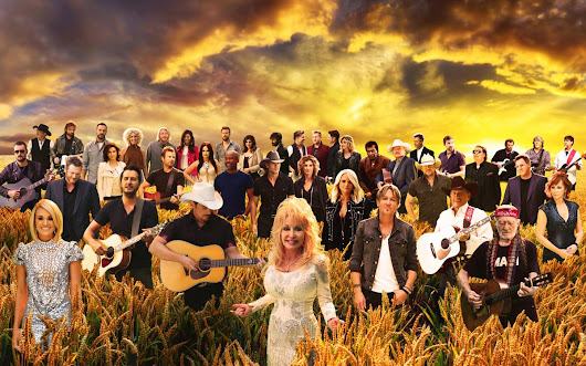 "CMA 50th ""Forever Country"" Epic Video Feat. Dolly Parton"