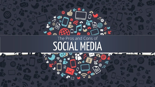 Pros And Cons of Social Media Marketing. By Waypost Marketing