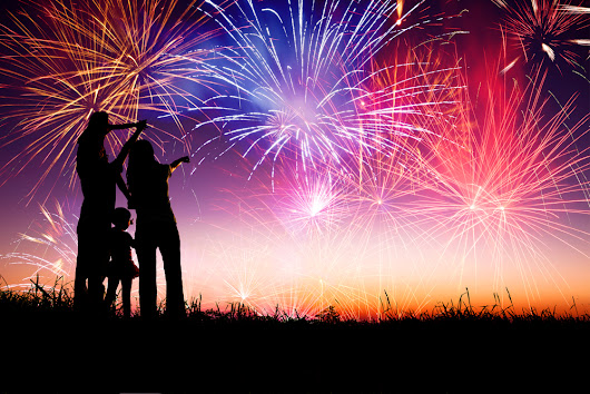 Fireworks: Beautiful and Dangerous | Wagner McLaughlin Law Firm