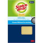 Scotch-Brite Dobie All Purpose Cleaning Pad - 3pk