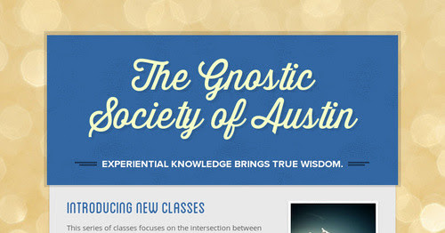 The Gnostic Society of Austin