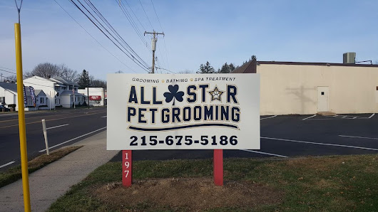 All Star Pet Grooming - Warminster, PA