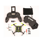 Rage RC 3050 Orbit FPV Pocket Drone RTF RGR3050