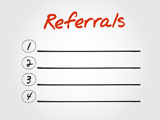How to Create a Steady Stream of Referrals