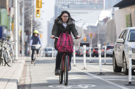 Why doctors support bike lanes: they're healthier for everyone | Toronto Star