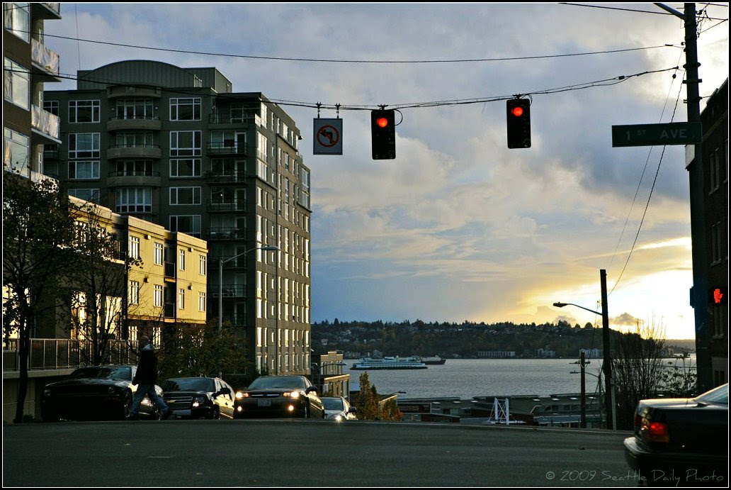 Alki From 1st Ave