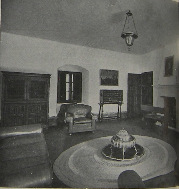 Hospital Tavera hacia 1947. Revista Arte Hogar