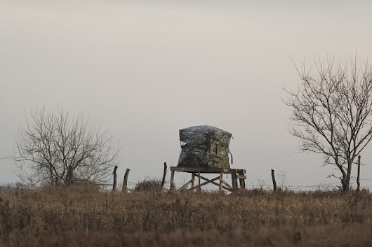 Mistakes to Avoid with Hunting Blinds - The Outpost Hunting