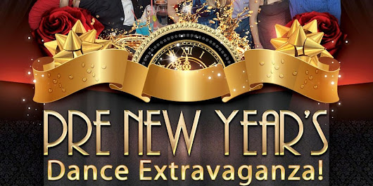 Let's Celebrate At The PRE New Year's Dance Extravaganza!