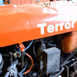"Swedish Man Builds & Drives a Volvo 240 Turbo Racing ""Terror"" Tractor"