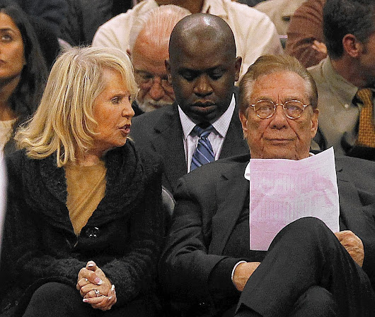 Shelly Sterling reportedly trying to sell the Clippers, and quickly