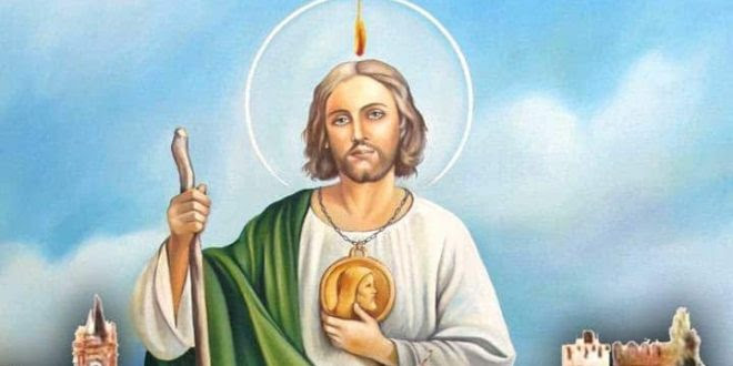 Rezo Para Dedicar A San Judas Tadeo Puente Sur