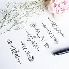 Tatuaje Unalome Significado Hamahiru Ink Estudio De Tatuajes En