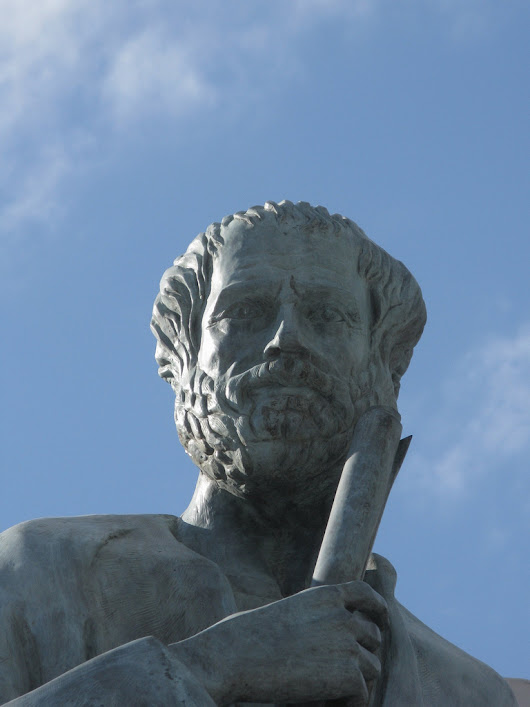 Why Aristotle Should Be Your Web Designer - Chicago Style SEO