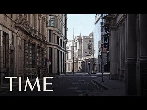 City Streets Across the Globe Emptied During Coronavirus Lockdowns | TIME