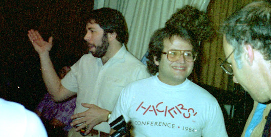 Original Mac 'software wizard' Andy Hertzfeld on storytelling, the Mac Pro and changing the world