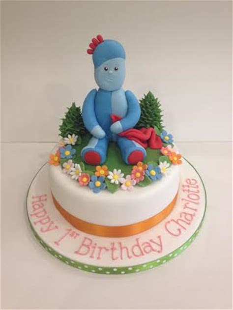 In The Night Garden Birthday Cake   Cakes by Robin