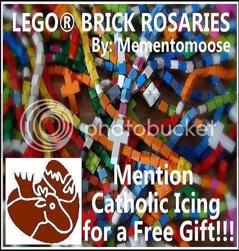 Lego Rosaries