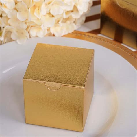 400 pcs 3x3x3 inches Wedding FAVOR GIFT BOXES Party
