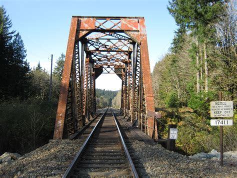 bridgehuntercom bnsf barclay creek bridge