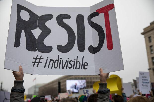 Proteste trump - 2