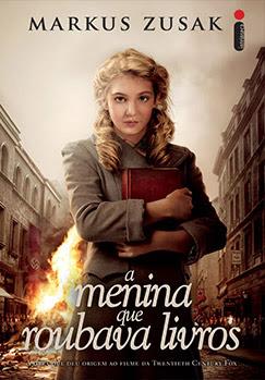 A menina que roubava livros: edição especial com capa do filme