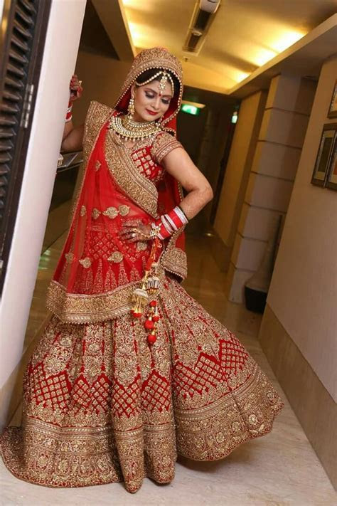 Royal Indian Bride   marriage in 2019   Indian wedding