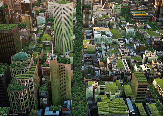 Five Green Shades of Melbourne: Development Projects Changing Capital of Victoria »  BEC Green