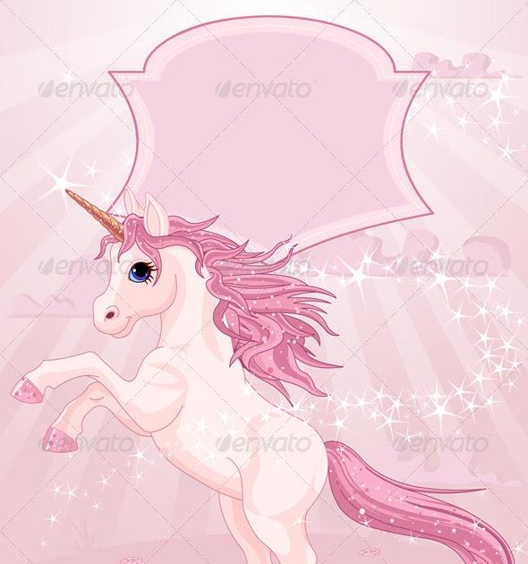 gambar unicorn pink lucu  koleksi gambar hd
